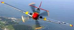 America's Fighting Red Tails – The Tuskegee Airmen