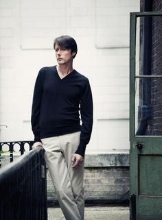 Brett Anderson : photo by Nick Wilson Brett Anderson, Britpop, Rock Legends, Timeless Fashion, Men's Fashion, Music Artists, Going Out, How To Look Better, Normcore