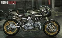 Custom Ducati 900SS El Chupacabra | MotorFans.nl