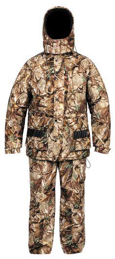 #New #TECLWOODCamo #Norfin Hunting Game Passion Зимний костюм | TECL-WOOD camo