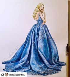 with ・・・ Paolo Sebastian Couture Spring Summer 2018 ❄️💎❄️ ( on Dress Design Sketches, Fashion Design Drawings, Fashion Sketches, Drawing Sketches, Set Fashion, Couture Fashion, Fashion Art, Fashion Mode, Dress Illustration