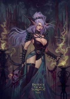 Image result for Fantasy Illustrator: Vol 2