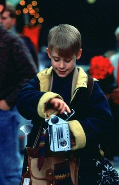 Home Alone still love this movie ... still have the recorder too