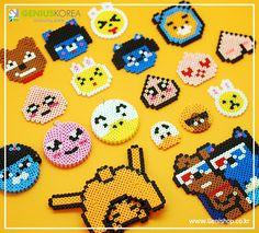 본 게시판의 모든 사진 및 이미지는 (주)지니어스코리아에 저작권이 있으며, 이를 무단으로 복제, 배포, 사용할 경우 법적 처벌을 받게 됩니다. Hama Beads, Perler Bead Art, Fuse Beads, Cute Crafts, Diy And Crafts, Pixel Beads, Kawaii Diy, Iron Beads, Beading Patterns