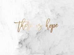 THERE IS HOPE + FREE TECH DOWNLOAD - In Everything