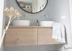 New Homes, Vanity, Mirror, Bathroom, Furniture, Home Decor, Accessories, Mirrors, Dressing Tables