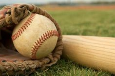 """I always enjoy baseball. I know that I got hit in the eye, but """"accidents"""" happen. Baseball is a great sport to keep in shape as well. Major League Baseball Teams, Pro Baseball, Baseball Party, Baseball Season, Baseball Games, Baseball Field, Softball, Baseball Equipment, Braves Baseball"""