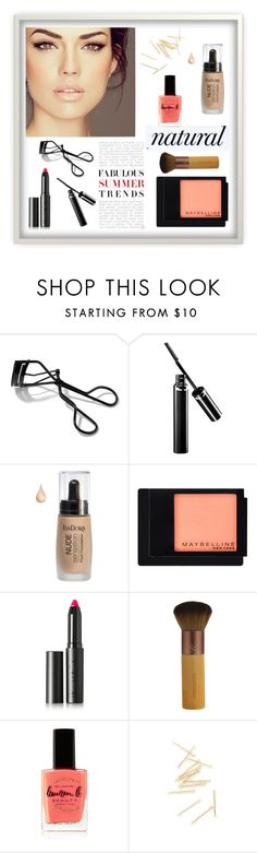 """""""NATURAL EFFECT!!!"""" by kskafida ❤ liked on Polyvore featuring beauty, Bobbi Brown Cosmetics, Sisley, Isadora, Maybelline, Surratt, Lauren B. Beauty and ban.do"""