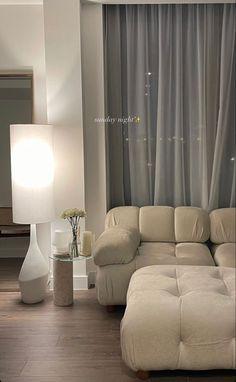 Dream Home Design, Home Interior Design, House Design, Home Bedroom, Home Living Room, Aesthetic Room Decor, Dream Apartment, Cuisines Design, Dream Rooms