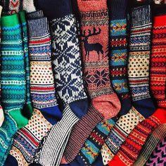Respect to the flocks who make my socks