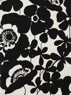 New Wallpaper Floral Modern Textile Design 32 Ideas Motifs Textiles, Textile Patterns, Textile Prints, Deco Floral, Motif Floral, Floral Prints, Floral Design, Pretty Patterns, Flower Patterns