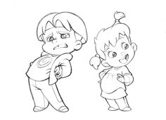 anderson mahanski character sketchescharacter designcharacter creationcharacter artillustration kidsart - Kids Drawing Sketches