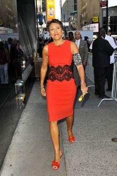 Robin Roberts Day Dress