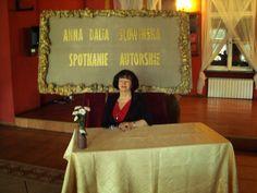 Pisanie to moja pasja ...: Spotkanie autorskie w Wieleniu i Krzyżu