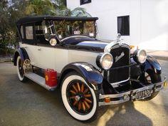 Hupmobile 1926 series A Touring Car