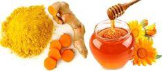 Kurkuma a med: Nejsilnější přírodní antibiotikum - Bio lékař Ale, Honey, Food, Turmeric And Honey, Natural Antibiotics, Ale Beer, Essen, Meals, Yemek