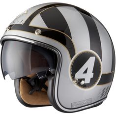 www.lord-biker.fr : Black Judge Limited Edition Motorcycle Helmet #casque #moto #editionlimitee
