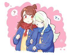 Akko & Diana
