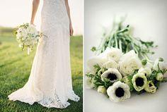 Beautiful flowers - Charleston Wedding Blog | Charleston & Charlottesville | Easton Events