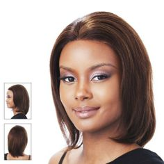 Diana Human Lace Wig Cecily Color 1 by Diana. $69.96. 100% Human Hair Lace Front Wig