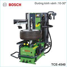 Máy ra vào lốp kiểu không lơ via BOSCH TCE-4540
