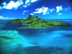 Solomon Islands. The snorkeling is calling me... someday.