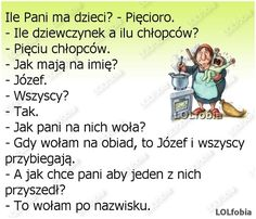 Fajne dowcipy :) | LOLfobia Funny Sms, Wtf Funny, Polish Memes, Weekend Humor, Man Humor, Make Me Smile, Jokes, Mood, Marcel