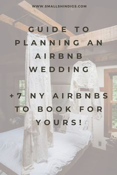 "If you've been searching ""unique wedding venues"" and haven't had much luck, I recommend turning to the rental home sites Airbnb and VRBO. There are so many advantages to having an Airbnb wedding, but there are some major factors to keep in mind. Because they aren't traditional wedding venues, you'll want to make sure you do thorough research before booking. #airbnbwedding #backyardwedding #elopement #smallweddingplanning #destinationwedding #newyorkwedding #weddingvenue #uniquewedding"