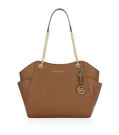 MICHAEL Michael Kors Jet Set Travel Shoulder Bag available at harrods.com. Shop women's designer accessories online & earn reward points. Luxury shopping with Free UK Returns.