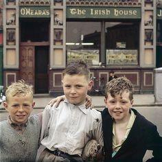 Dublin, 1962 by Elliott Erwitt