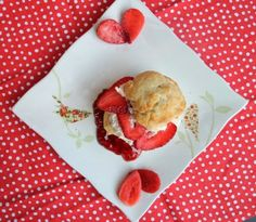 The winner of our strawberry shortcake challenge is...