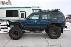 Anyman's build - NAXJA Forums -::- North American XJ Association
