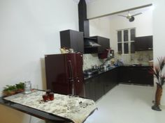 Modulur well furnished Kitchen for small houses..