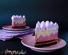 Mousse, Romanian Desserts, Cakes And More, Food Cakes, Cake Recipes, Bacon, Cheesecake, Food And Drink, Ice Cream