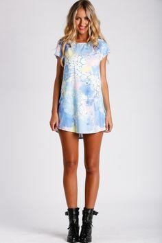 Sweet as Pastel Dress