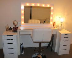 Hope You Enjoyed Seeing My Ikea Vanity Set Up & Gives You S Ome Vanity Sets Ikea