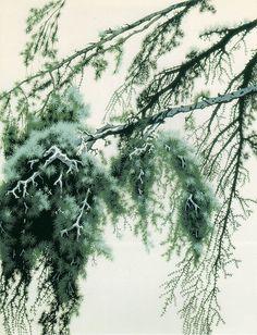 Pine Branch, 1951.jpg Эйвинд Эрл (1916-2000)