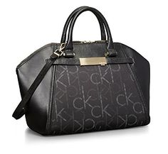 55148b560b18 Women s Top-Handle Handbags - Calvin Klein Addie Dome Satchel Bag Handbag  Black --
