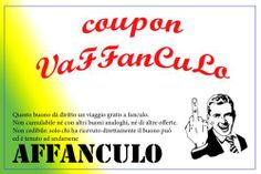 Coupon-vaffanculo.