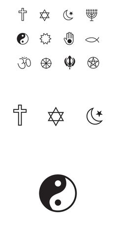 This resource contains twelve popular religion icons. The icons represent Christianity, Judaism, Hinduism, and Islam, amongst several others. Cute Little Drawings, Mini Drawings, Cute Easy Drawings, Small Drawings, Doodle Drawings, Tattoo Drawings, Sharpie Tattoos, Fake Tattoos, Mini Tattoos