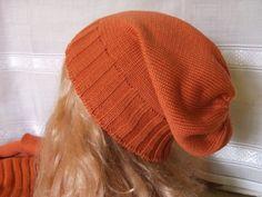 cappello scaldacollo beretto bimba lana maglia di maglieriamagica