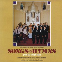 Songs & Hymns from the Polka Mass, c. 1973