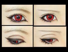 How To : Makeup Fix 2 - Male Anime Eye