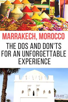 Mar First Time In Marrakech Things To Do On Your Trip - 8 unforgettable experiences in morocco