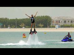 Xtreme Dubai: Surf & Flyboard
