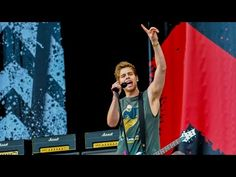 5 Seconds of Summer - What I Like About You (Radio 1's Big Weekend 2015) - YouTube.  I died ten freaking times over. First it was Ash. Oh my gawwwd! But then Calum!! Oh my gawssh! Luuuueeek! AND THEN MICHAEL ON THE GUITAR!!! ♥♥♥♥♥♥✖♥✖✖♥♥