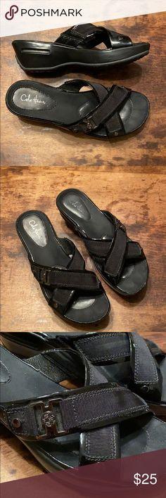 Mens Natural Leather Comfort Sandals Sliders Size UK 6 7 8 9 10 11806