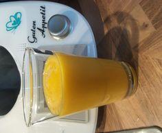 Rezept Ananas-Mango-Smoothie von anja2412 - Rezept der Kategorie Getränke