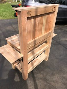 Cedar Gardening/Potting Bench Plans Imperial & Metric Cut | Etsy