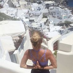 Active adventurer @talil_el_ in Greece for some #ActiveAbroad